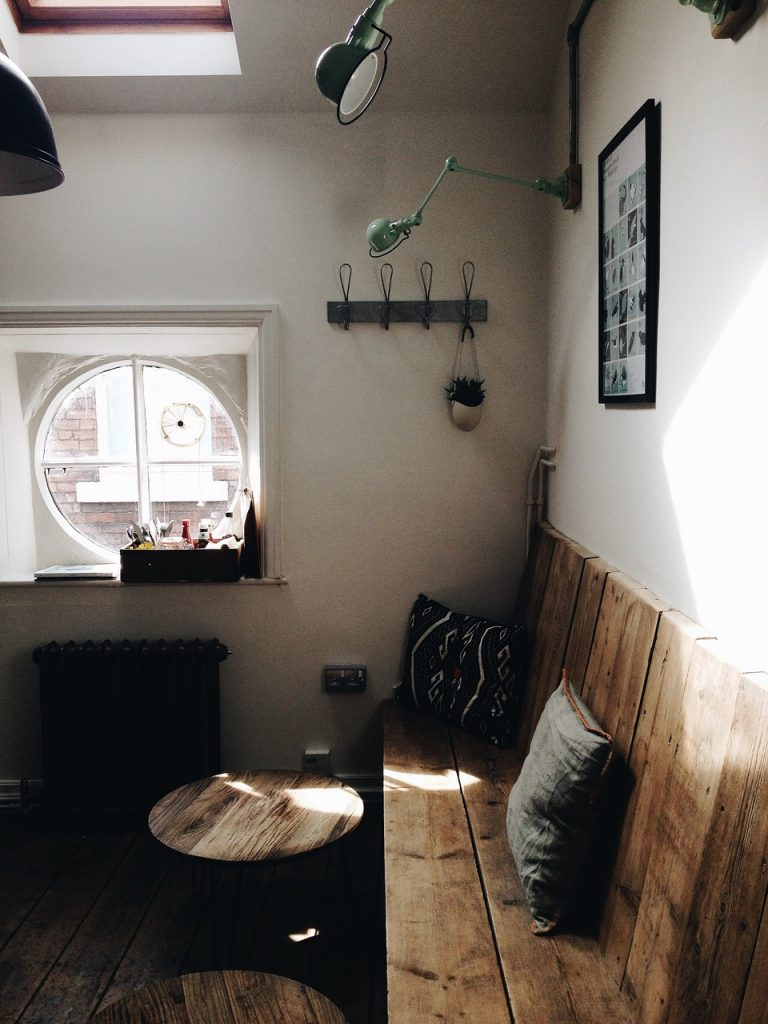 interior, home, living